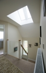 Velux Rooflights in a new build